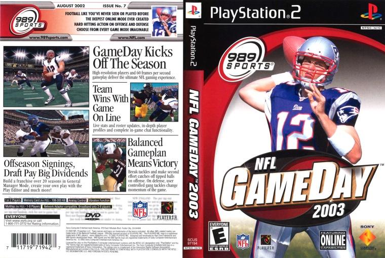 gameday 2003