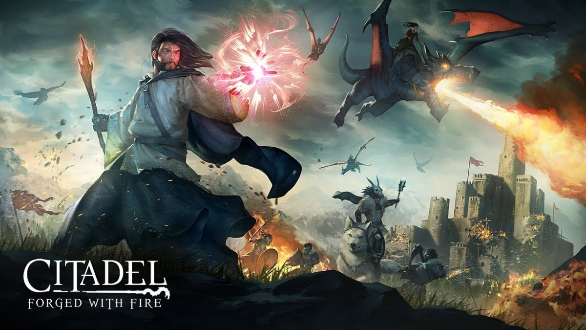 New Online RPG 'Citadel: Forged With Fire' Set to Release on PS4, Xbox One and Steam Early Access