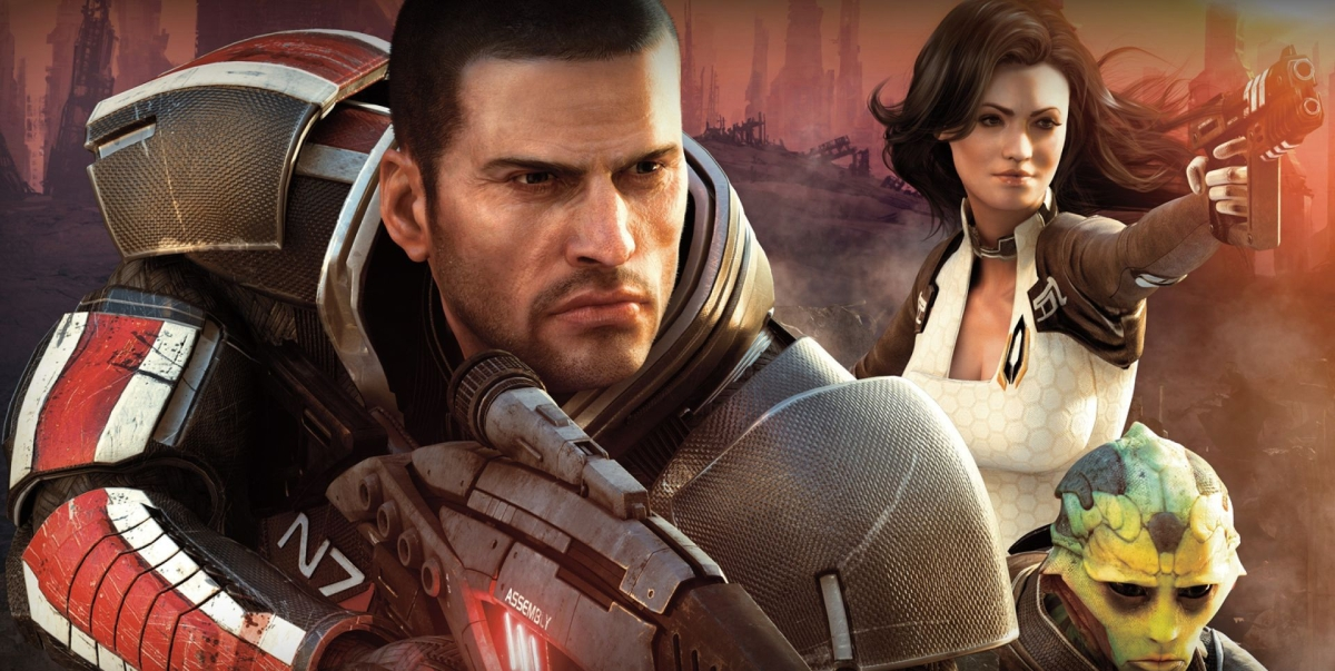 Past Blast: Mass Effect 2